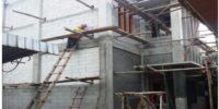 Pembangunan Gedung BPD 1